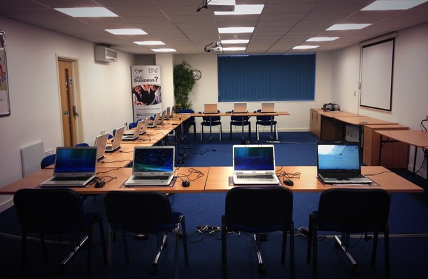 Cardiff Road CF62 office space – Meeting/Boardroom.