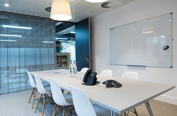 Bath Street office space – Meeting/Boardroom.