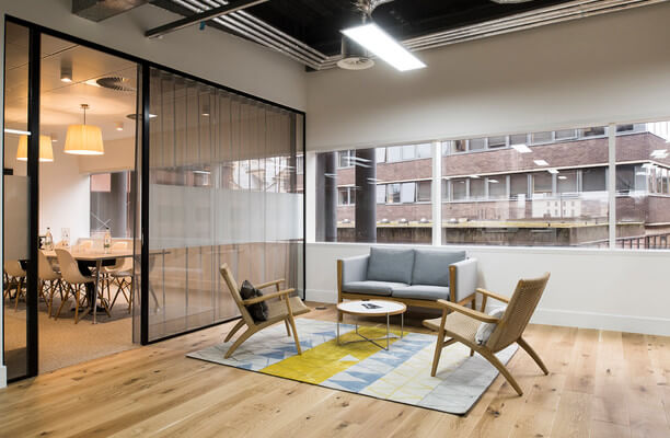 Bath Street office space – Break Out Area