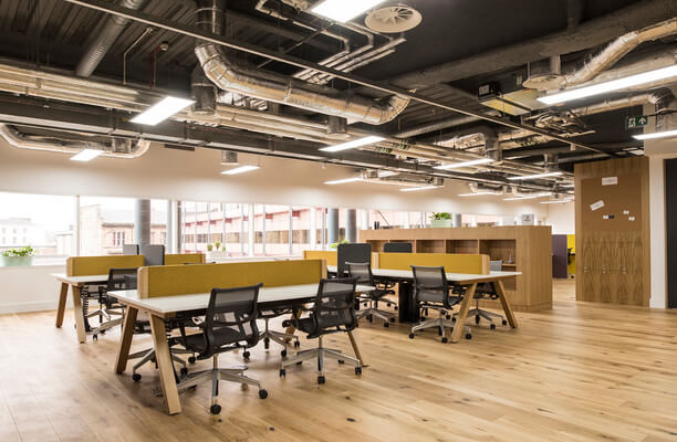 Bath Street office space – Shared Office