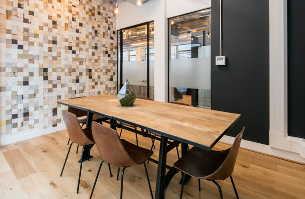Curtain Road EC1, EC2 office space – Meeting/Boardroom.