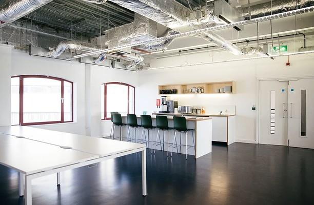 Bermondsey Street SE16 office space – Kitchen