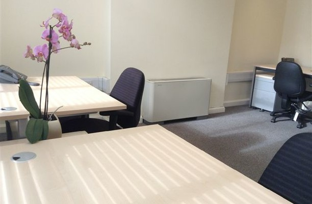 Crawford Street NW1 office space – Private Office (different sizes available).
