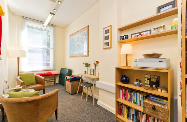 Crawford Street NW1 office space – Break Out Area