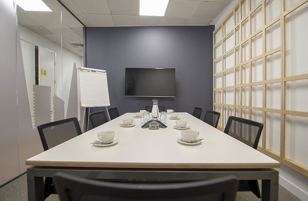 Monument Street EC4 office space – Meeting/Boardroom.