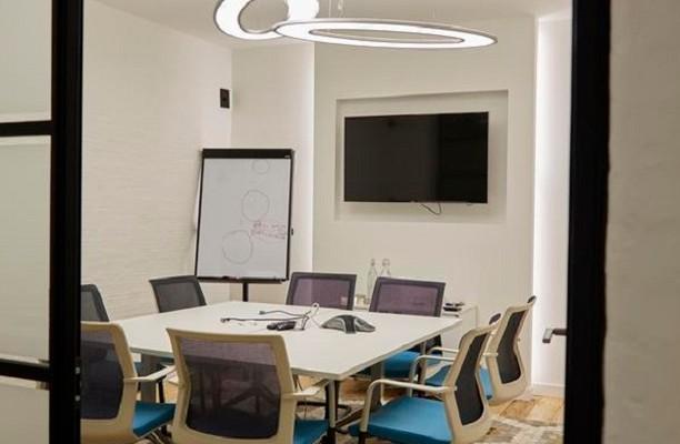 Rosebery Avenue EC1 office space – Meeting/Boardroom.
