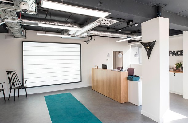 The Causeway TW11 office space – Reception
