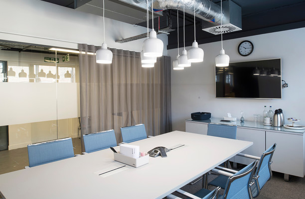 The Causeway TW11 office space – Meeting/Boardroom.