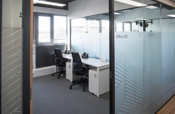 The Causeway TW11 office space – Private Office (different sizes available).