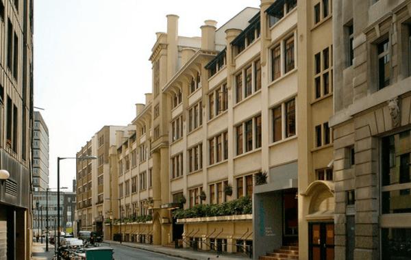 Paris Garden SE1 office space – Building External