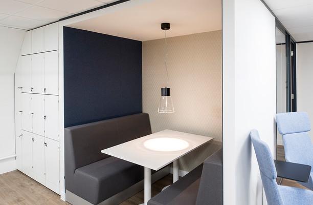 Queen Street SP1 office space – Break Out Area