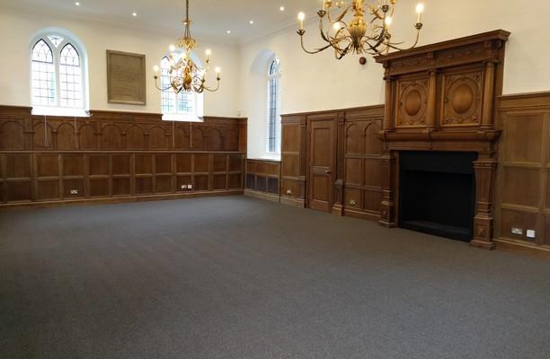 George Street WD1, WD2 office space – Meeting/Boardroom.