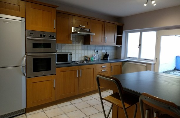George Street WD1, WD2 office space – Kitchen