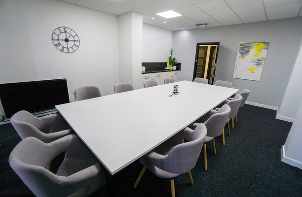 Fullarton Road G1 office space – Meeting/Boardroom.