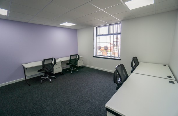 Fullarton Road G1 office space – Private Office (different sizes available).
