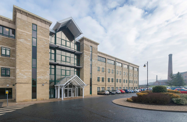 Salts Mill Road BD17, BD18 office space – Building External