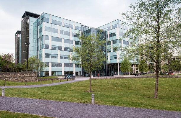 Lakeside Drive NW10 office space – Building External