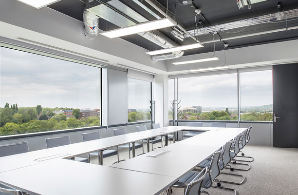 Lakeside Drive NW10 office space – Meeting/Boardroom.