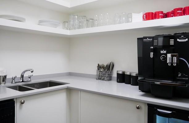 Clerkenwell Road EC1 office space – Kitchen