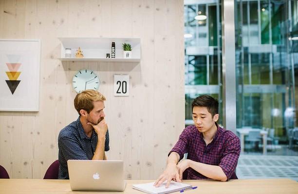 Kingdom Street W2 office space – Meeting/Boardroom.