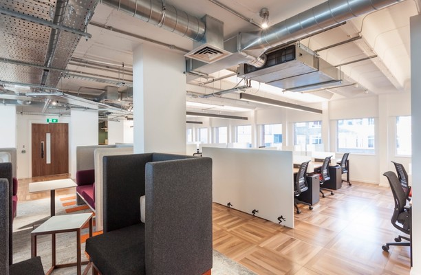 Harp Lane EC4 office space – Shared Office