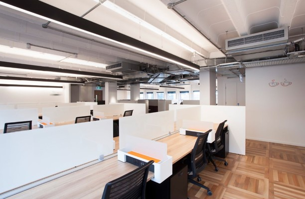 Harp Lane EC4 office space – Shared Office