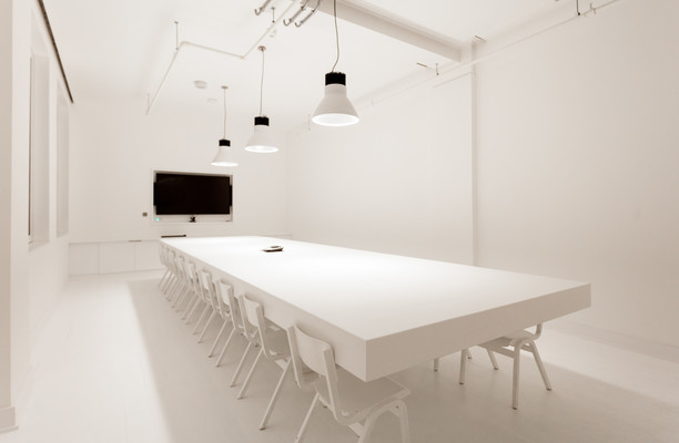 Finsbury Square EC2 office space – Meeting/Boardroom.