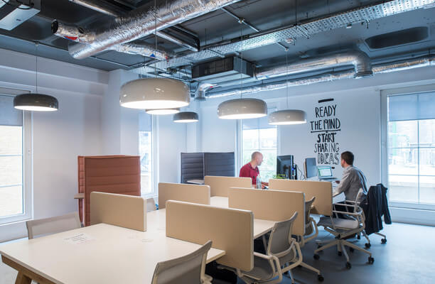 Trafalgar Place BN1 office space – Shared Office