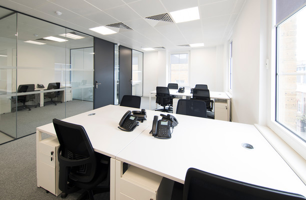 Trafalgar Place BN1 office space – Private Office (different sizes available).