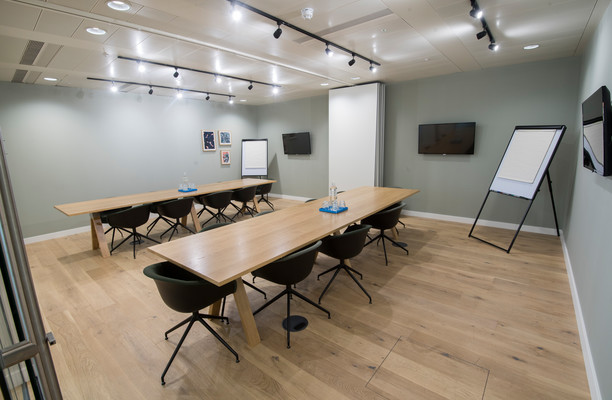 Wood Lane W12 office space – Meeting/Boardroom.