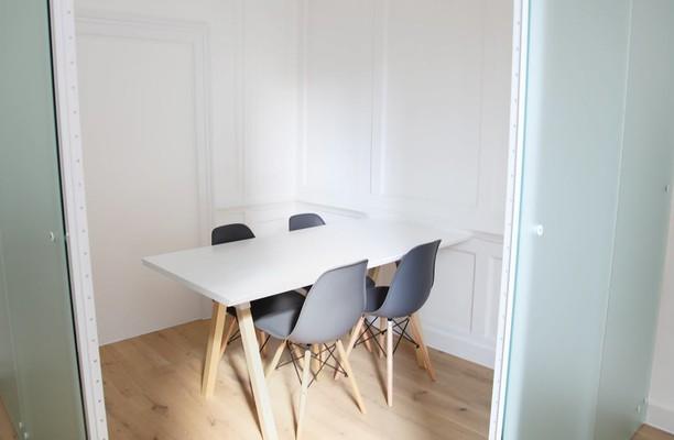 Berwick Street W1 office space – Meeting/Boardroom.