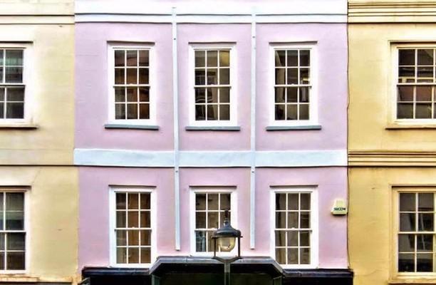 Berwick Street W1 office space – Building External