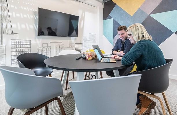 Tanner Street SE16 office space – Meeting/Boardroom.