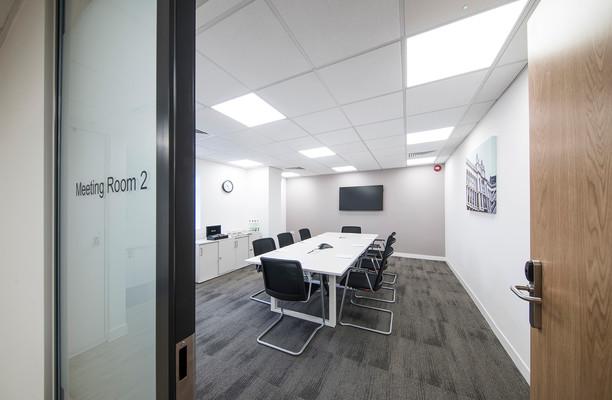Lewisham High Street SE13 office space – Meeting/Boardroom.