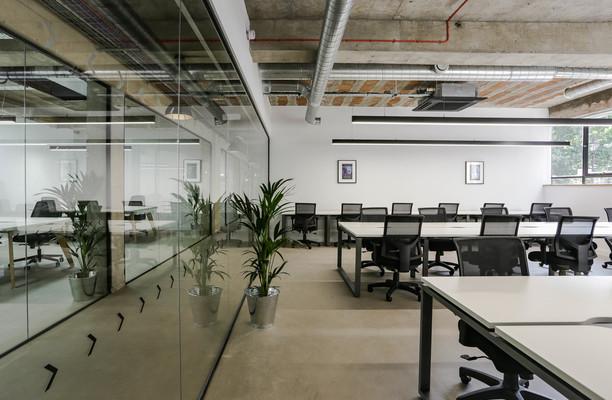 Luke Street EC1, EC2 office space – Shared Office