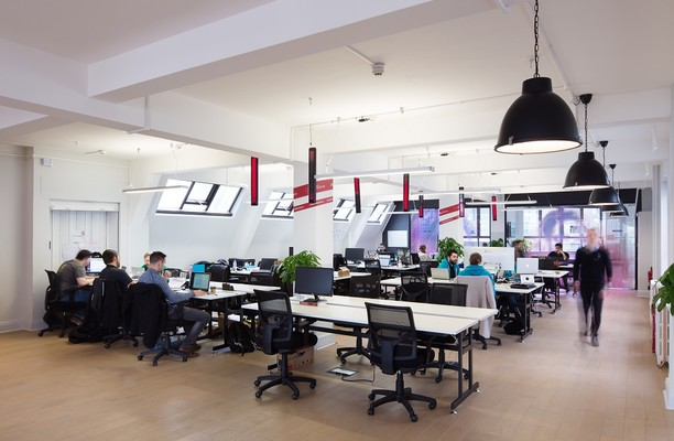 Commercial Road E1 office space – Private Office (different sizes available).