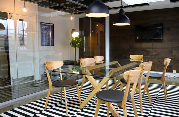 Great Eastern Street EC2 office space – Meeting/Boardroom.