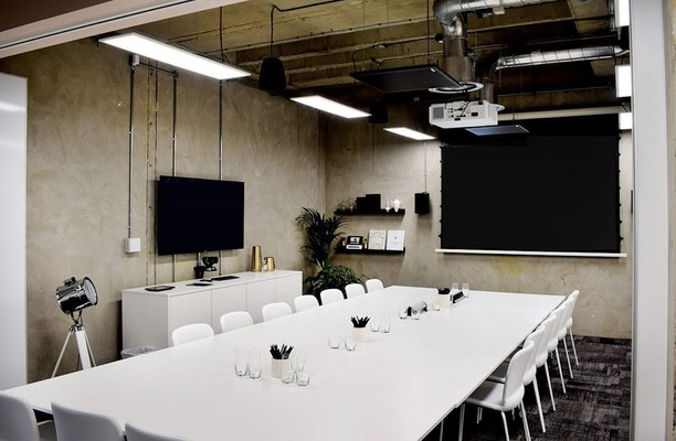 High Holborn WC1 office space – Meeting/Boardroom.
