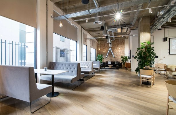 High Holborn WC1 office space – Break Out Area