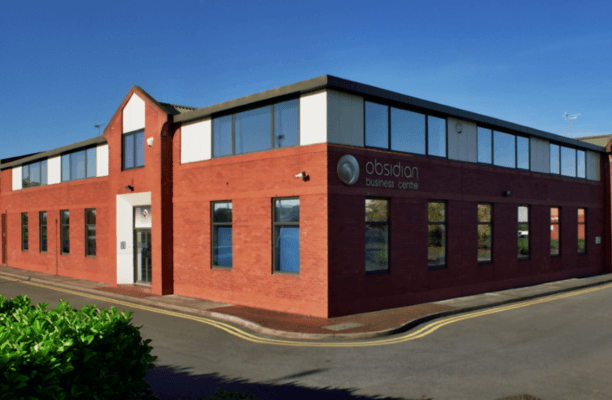 Chantry Court CH1 office space – Building External