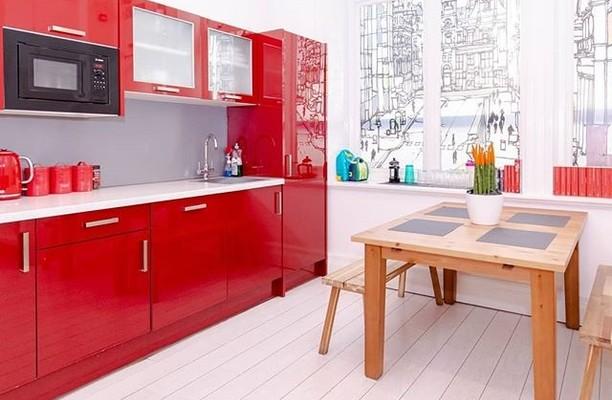 King Street M1 office space – Kitchen