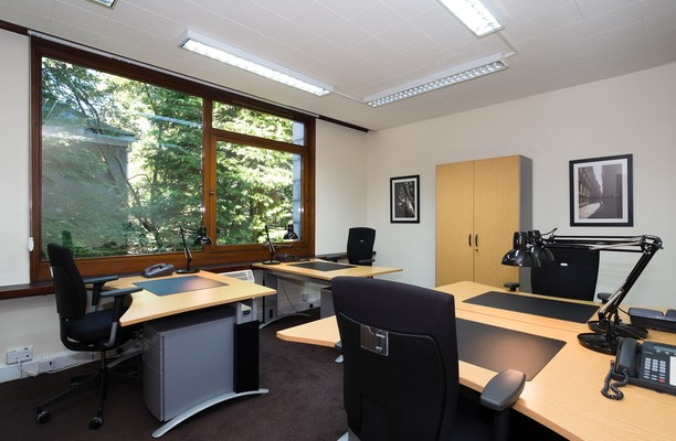 Rubislaw Den North AB10 office space – Private Office (different sizes available).