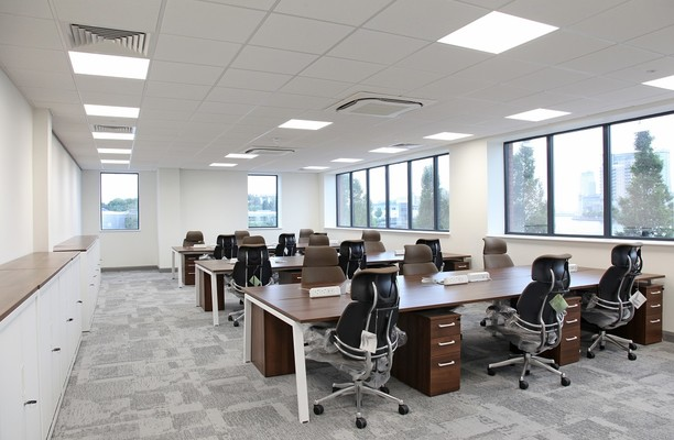 Clippers Quay M2 office space – Private Office (different sizes available).