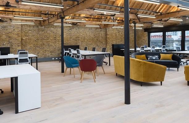 Southwark Bridge Road SE1 office space – Break Out Area