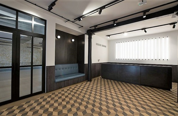 Southwark Bridge Road SE1 office space – Reception