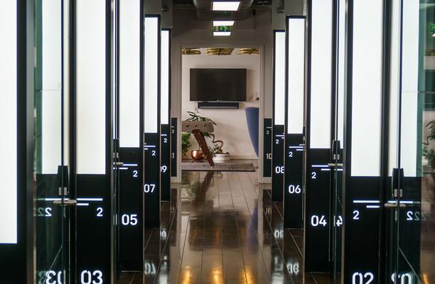 Chalk Farm Road NW1 office space – Hallway