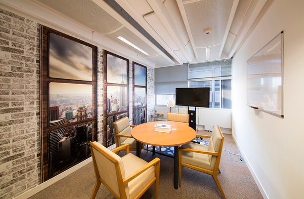 Basing View RG21 office space – Meeting/Boardroom.
