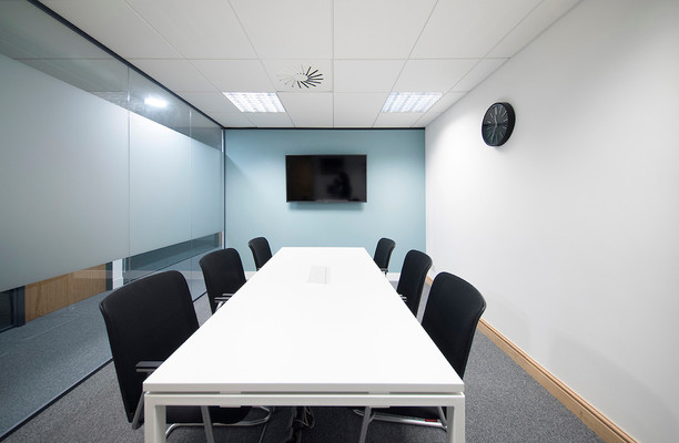 Bristol Road South B1 office space – Meeting/Boardroom.
