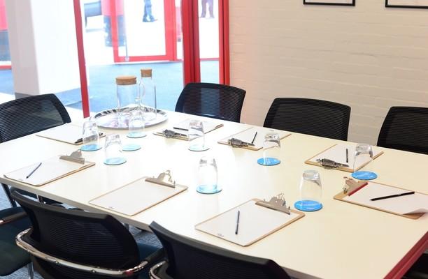 William Street office space – Meeting/Boardroom.