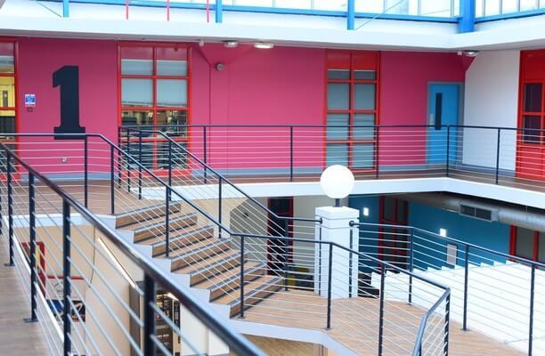 William Street office space – Hallway
